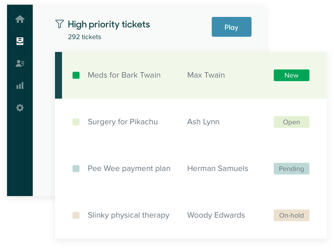 Zendesk open source ticketing system and help desk