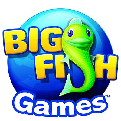 Logotipo: Big Fish Games